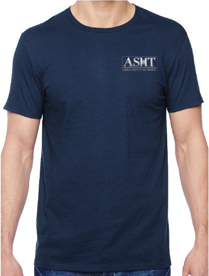 SF45R - T-shirt with Crest Logo ASHT t shirt