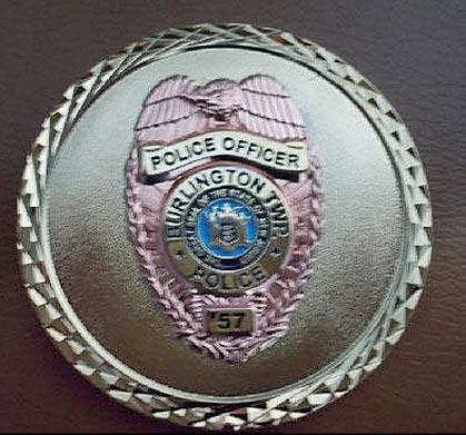 Badges & Pins badge burl