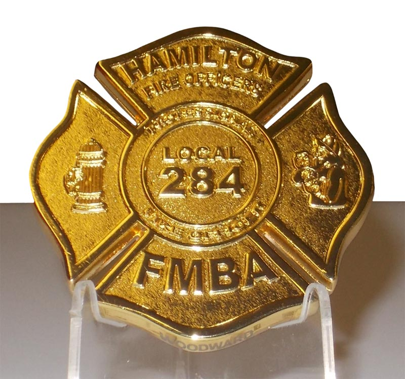 Commemorative Coins coin hamilton fd